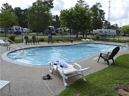 FOREST RETREAT RV PARK at NEW CANEY, TX