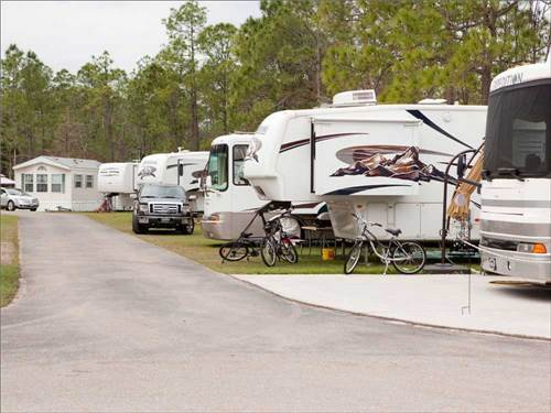 CLUB NAPLES RV RESORT at NAPLES, FL