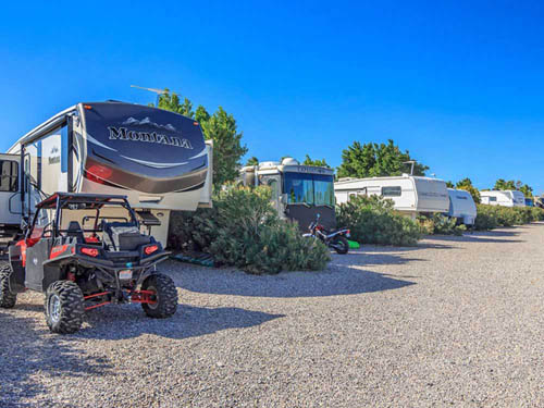 DESERT VIEW RV RESORT at NEEDLES, CA