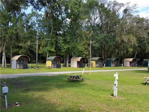 NOVA FAMILY CAMPGROUND at DAYTONA BEACH, FL