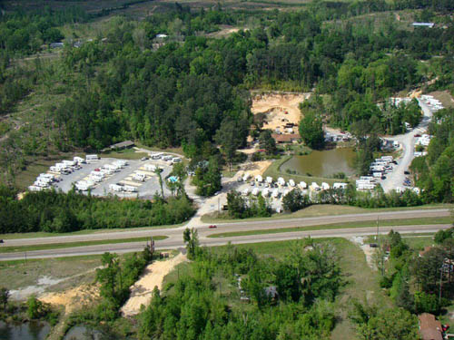 BONITA LAKES RV PARK at MERIDIAN, MS