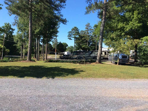 HARVEST MOON RV PARK at ADAIRSVILLE, GA