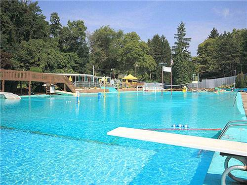 PINE COVE BEACH CLUB & RV RESORT at WASHINGTON, PA