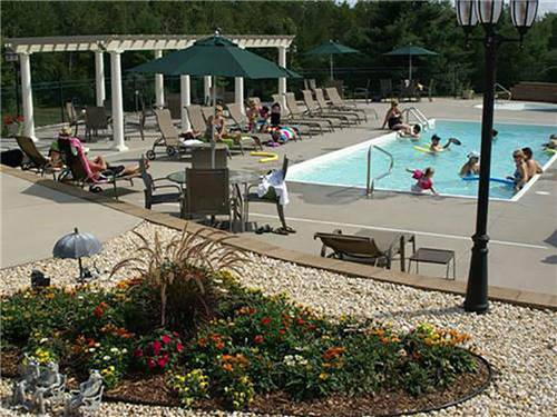 TRAVERSE BAY RV RESORT at TRAVERSE CITY, MI