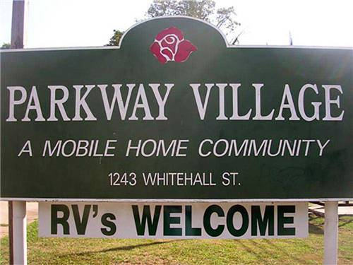 PARKWAY VILLAGE MH AND RV COMMUNITY at JACKSON, TN
