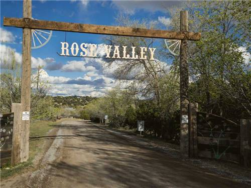 ROSE VALLEY RV RANCH at SILVER CITY, NM