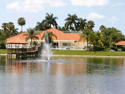 PELICAN LAKE MOTORCOACH RESORT at NAPLES, FL