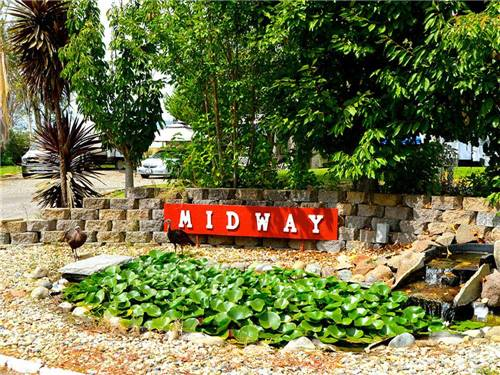 MIDWAY RV PARK at VACAVILLE, CA