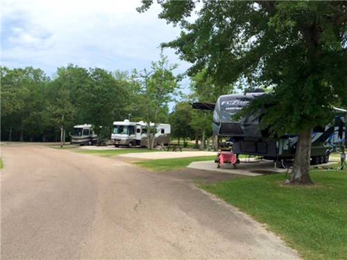 INDIAN POINT RV RESORT at GAUTIER, MS