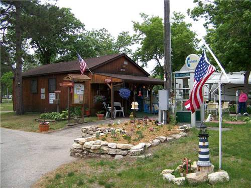Veterans Memorial Campground