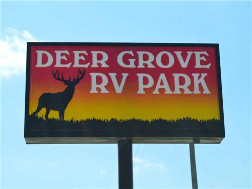 DEER GROVE RV PARK at EL DORADO, KS