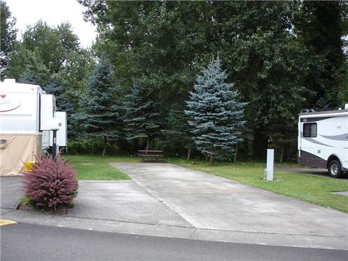 SANDY RIVERFRONT RV RESORT at TROUTDALE, OR