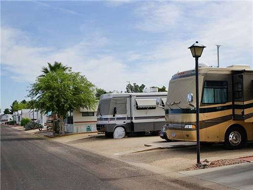 PARADISE RV RESORT at SUN CITY, AZ