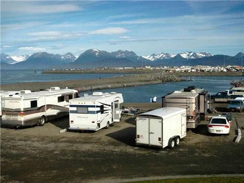 HERITAGE RV PARK at HOMER, AK