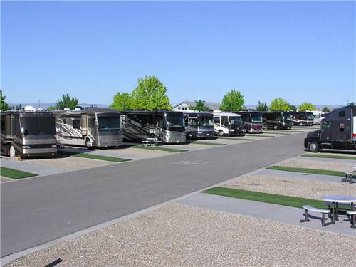 AMBASSADOR RV RESORT at CALDWELL, ID