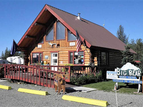 BIG BEAR RV PARK at WASILLA, AK