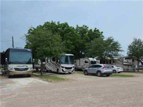 TEXAN RV RANCH at MANSFIELD, TX