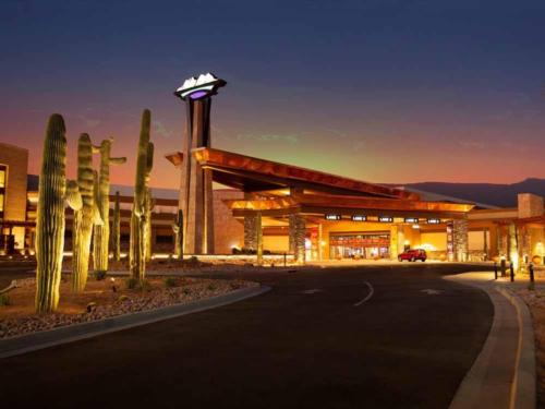 Eagle View RV Resort Asah Gweh Oou-o At Fort McDowell