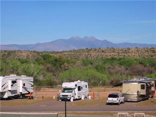EAGLE VIEW RV RESORT AT FORT MCDOWELL at FORT MCDOWELL, AZ
