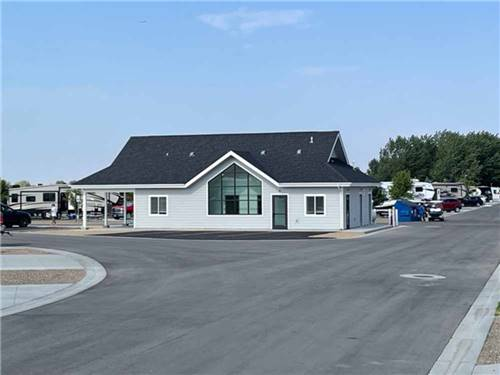 MOUNTAIN HOME RV PARK at MOUNTAIN HOME, ID