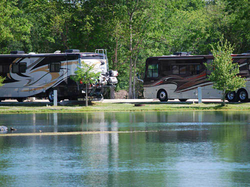 POCHES RV PARK at BREAUX BRIDGE, LA