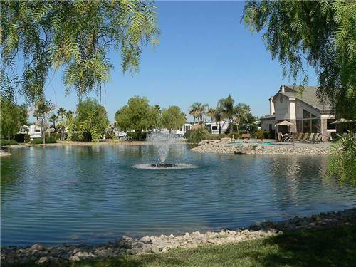 THE LAKES RV & GOLF RESORT at CHOWCHILLA, CA