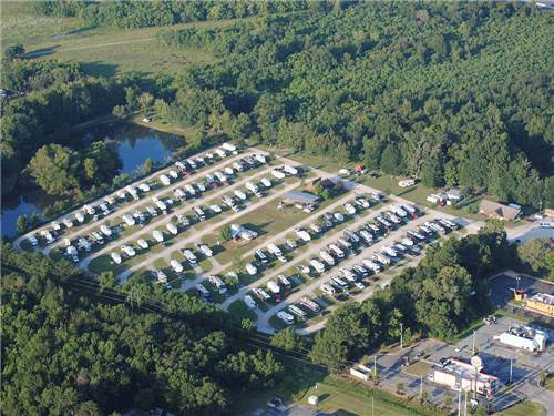 THE WOODS RV PARK & CAMPGROUND at MONTGOMERY, AL