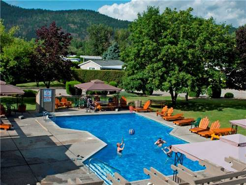HOLIDAY PARK RESORT at KELOWNA, BC