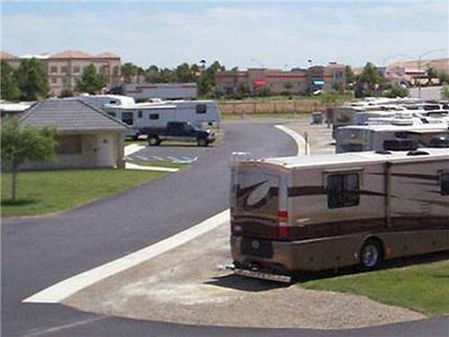KIT FOX RV PARK at PATTERSON, CA