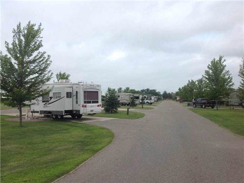 PRAIRIE VIEW RV PARK & CAMPGROUND at GRANITE FALLS, MN