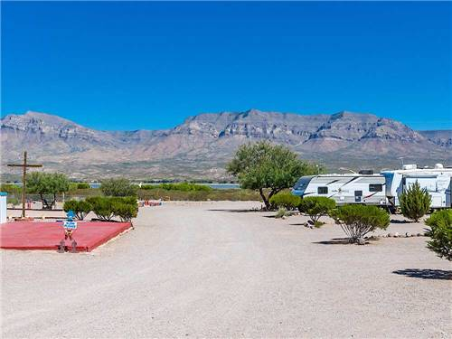 Caballo Lake Adult RV Park