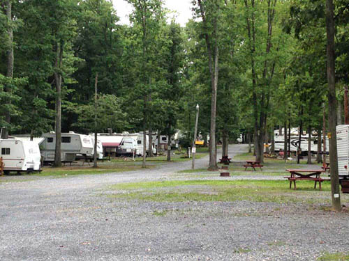 DEER RUN CAMPING RESORT at CARLISLE, PA