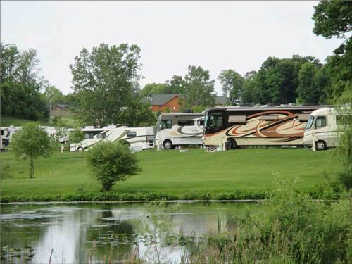 HIDDEN RIDGE RV RESORT at HOPKINS, MI