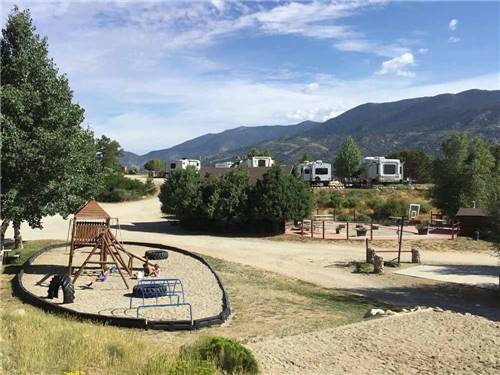 ARROWHEAD POINT CAMPGROUND AND CABINS at BUENA VISTA, CO