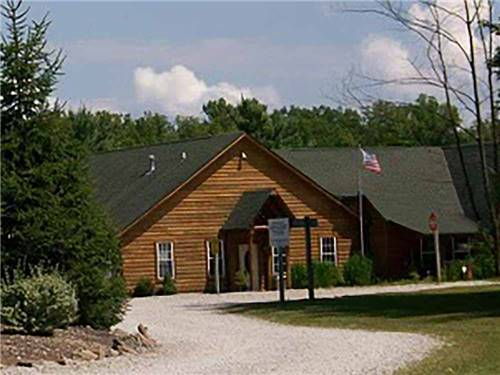 AMERICAN WILDERNESS CAMPGROUND at GRAFTON, OH