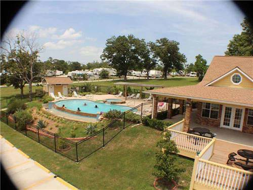 SAN JACINTO RIVERFRONT RV PARK at HIGHLANDS, TX