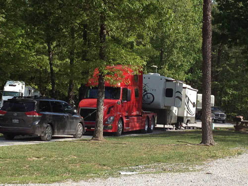 DEER RUN RV RESORT at CROSSVILLE, TN