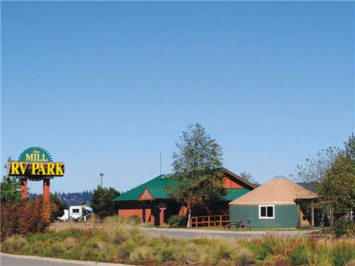 THE MILL CASINO HOTEL & RV PARK at NORTH BEND, OR
