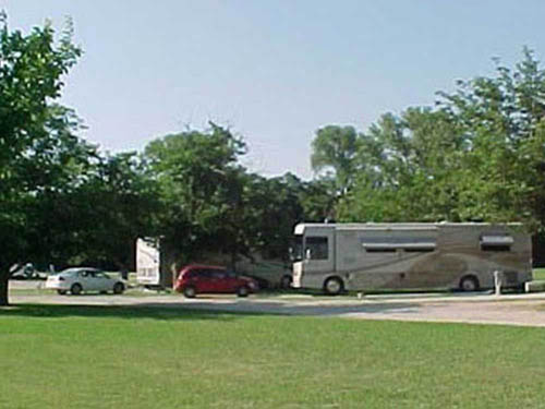 Weatherford/Fort Worth West KOA