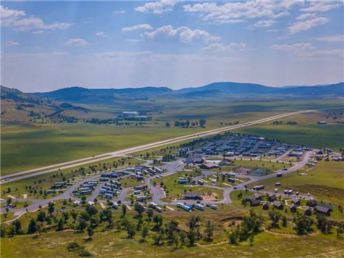 Elkhorn Ridge RV Resort & Cabins