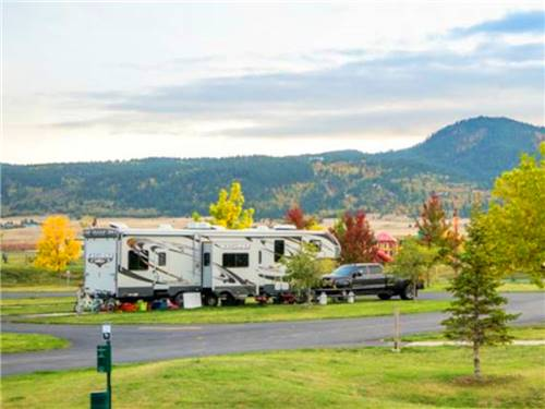ELKHORN RIDGE RV RESORT & GOLF CLUB at SPEARFISH, SD