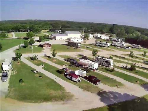 HIDDEN LAKE RV PARK at ARDMORE, OK