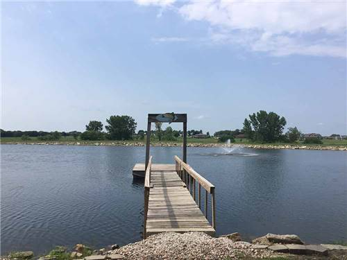 STALLBAUMER RV PARK at SENECA, KS