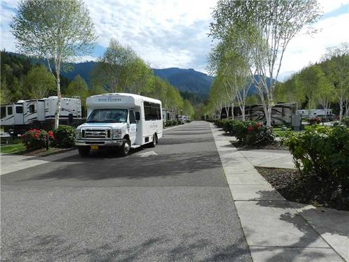 SEVEN FEATHERS RV RESORT at CANYONVILLE, OR