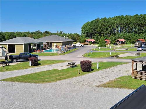 THE RV RESORT AT CAROLINA CROSSROADS at ROANOKE RAPIDS, NC