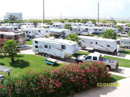 Jamaica Beach Rv Resort At Galveston Tx