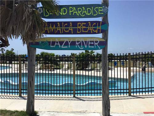 Jamaica Beach Rv Resort Galveston Tx Rv Parks And