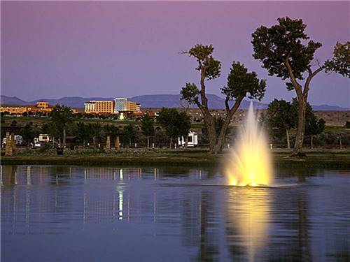 ISLETA LAKES & RV PARK at ALBUQUERQUE, NM