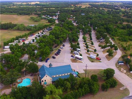 OAK CREEK RV PARK at WEATHERFORD, TX