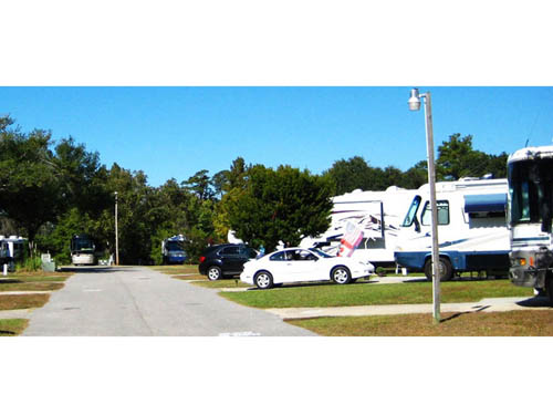 BRIARCLIFFE RV RESORT at MYRTLE BEACH, SC